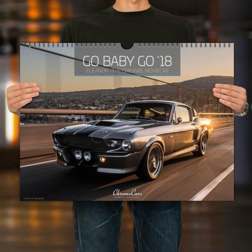 GO BABY GO '18 (DIN A2)