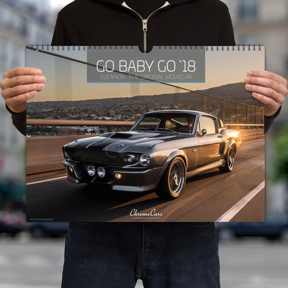 GO BABY GO '18 (DIN A3)